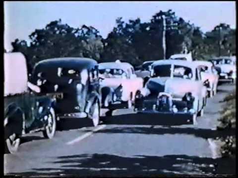 Tim The Bream Comp in Yamba 1958