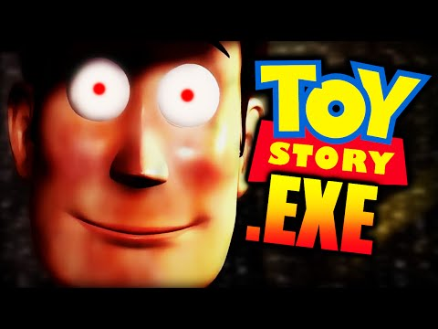 WOODY TÖTET EINFACH JEDEN .. !! | ToyStory.Exe