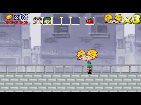 Hey Arnold!: The Movie - Longplay (Game Boy Advance)