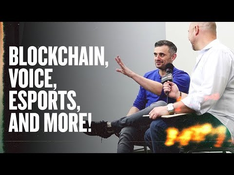 What's Future of Blockchain, Voice Search, and eSports? | Interview with Innovation & Tech Today