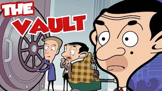 The Vault! | (Mr Bean Cartoon) | Mr Bean Full Episodes | Mr Bean Comedy