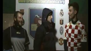 TORNEO EL FùTBOL intervista ai migliori in campo Genoa-Barca
