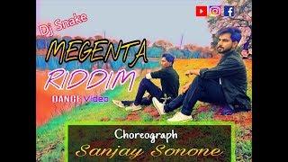 DJ Snake - Magenta Riddim l Dance Choreography l Sanjay Sonone