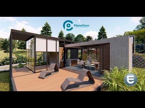 Plano Cero: La Startup Colombiana Que Diseña Y Construye La Casa De Tus Sueños
