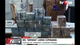 BNN Temukan 27 Milyar Rupiah dalam Sel Mewah LP Cipinang