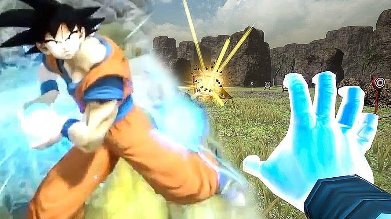 Dragon ball z vr gameplay trailer vr zone shinjuku dbz vr youtube - Dragon ball z image ...