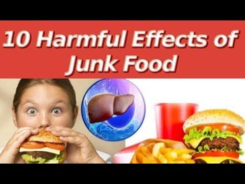 effects-of-junk-food-|-జంక్-ఫుడ్-వలన-కలిగే-అనర్థాలు