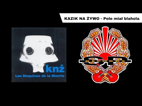 KAZIK NA ŻYWO - Pele miał blahola [OFFICIAL AUDIO] music