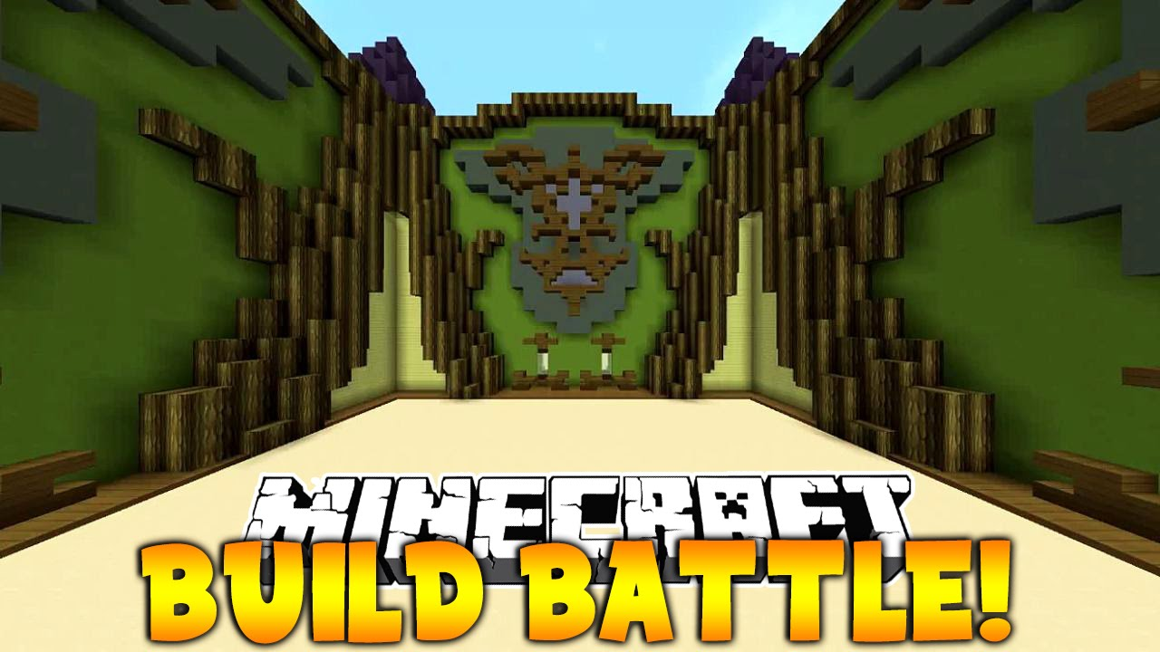 Minecraft plugin how to get build battle youtube for What to do to build a house