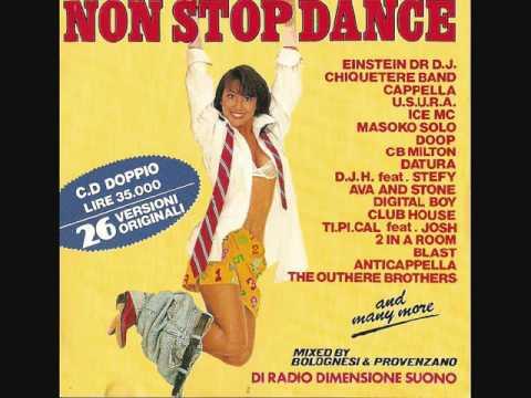 Hit Mania Non Stop Dance CD1 (1994)