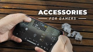 5 Cool Smartphone Accessories for Gamers!