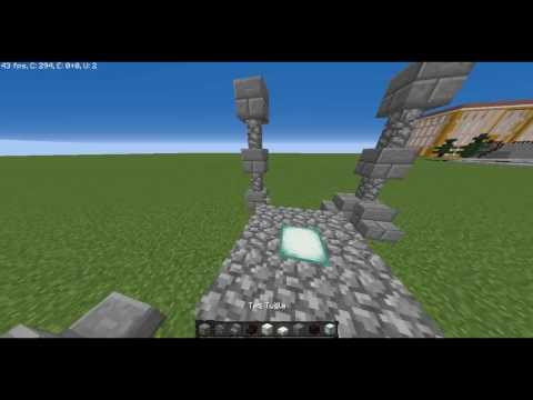 Minecraft   Küçük Spawn Yapımı   Çok Güzel Oldu [720p HD]