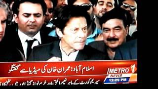Imran Khan Talk About Attorney Journal
