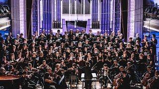 Sunrise Mass (Ola Gjeilo) – Bel Canto Choir Vilnius & Sofia Vokalensemble – Bel Canto Choir Vilnius
