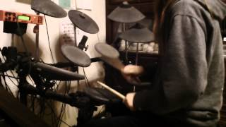 女子大生ドラマー エリ です (*^^*) DEEP PURPLE の LAZY のドラムをカ...