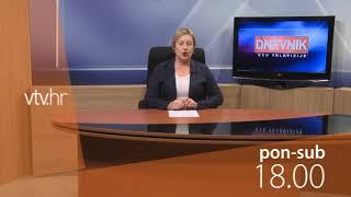 VTV Dnevnik - najava 15. listopada 2019.