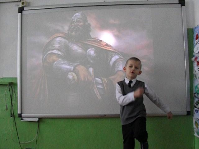 Изображение предпросмотра прочтения – КонстантинСоколов читает произведение «Два великана» М.Ю.Лермонтова