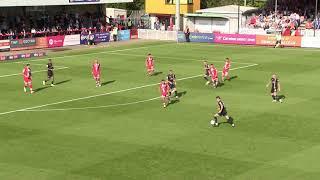 Кроули Таун  2-1  Карлайл Юнайтед видео