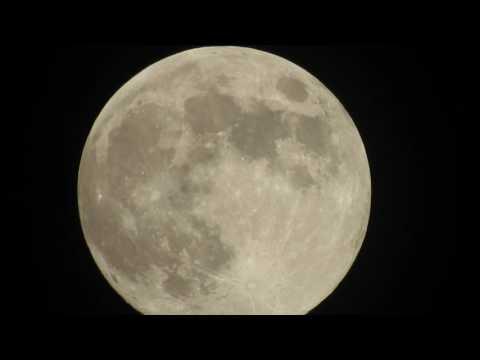 full moon ,jupiter,lo,europa,ganymede,callistro, 100X optical zoom  by dandanielxxl