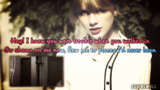 Taylor Swift - I Knew You Were Trouble [Instrumental/Karaoke]