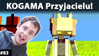 DARMOWE GRY ONLINE - KOGAMA PO POLSKU - PRO PARKOUR 3D i THE CAMP POKEMON