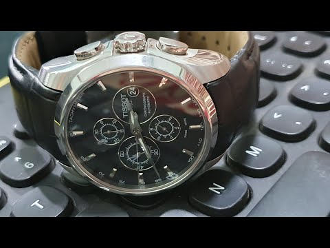 Dont Buy Before You Watch....   Hindi Review Tissot Couturier Automatic Chronograph..... In HINDI