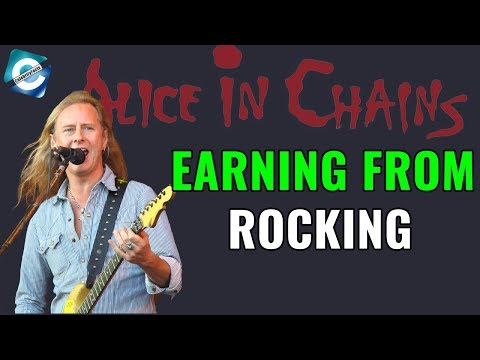 What Is Alice In Chains Lead Guitarist Jerry Cantrell Net Worth?