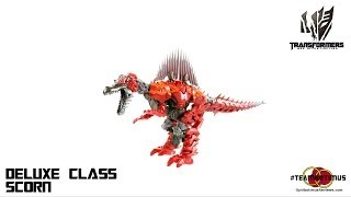 Video Review of the Transformers Age of Extinction: Deluxe Class Scorn