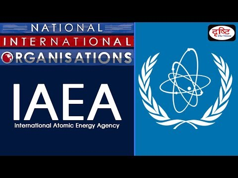 IAEA - National/ International Organisation