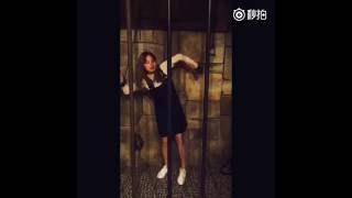 20161012 SNH48 趙粵:此視頻含有監禁,捆綁,手銬,鐵鍊等如有不適請立即退出