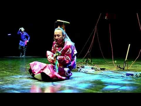 Delehei(Famous Mongolian musicion)《Hudee》live.New style Mongolian music.KHOOMEIUUR