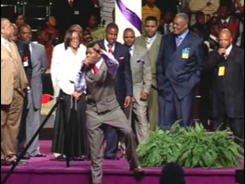 COGIC 100 Year Celebration: Prophet Bryan Carn