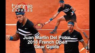 Juan Martín del Potro 2018 Paris Gear Guide | Tennis Express