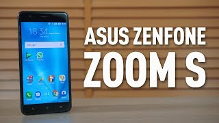 Asus ZenFone Zoom S telefon incelemesi