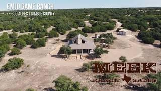 EMJO Game Ranch | Meek Ranch Sales