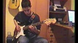 "GUITAR SOLO ON DUSTIN O'HALLORAN'S ""OPUS 17"""