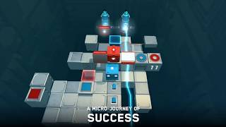Death Squared | Now available on the App Store  (Upbeat Trailer )