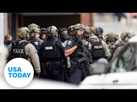 Boulder police hold press conference at site of reported shooting   USA TODAY