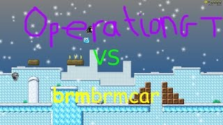 OperationGT vs brmbrmcar Icy Island speedrun (archive)