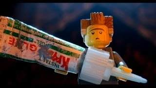 The LEGO Movie Videogame Walkthrough Finale - The Final Showdown (Lord Business Final Boss Fight)(The LEGO Movie Videogame ending (Final Boss vs. Lord Business) played on the Playstation 4. This video shows level 15 - The Final Showdown. This level is ..., 2014-02-10T02:09:34.000Z)