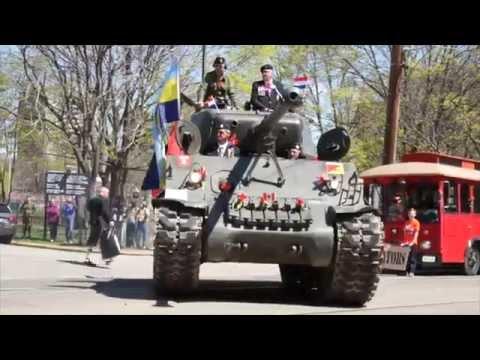 Thank You Canada Dutch Liberation Parade and Festival - Toronto May 2, 2015