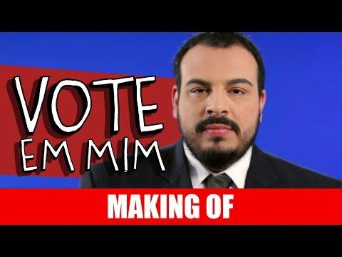 MAKING OF – VOTE EM MIM