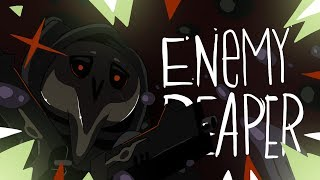 ENEMY REAPER (OVERWATCH ANIMATION)