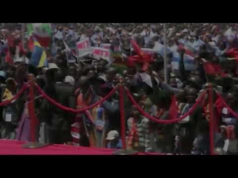 Nakuru Revival - Nikiangalia Kazi Ya Mikono Yako (Pastor Samuel)