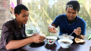 NET JATIM - Kuliner Unik Jombang Rawon Bonek