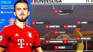 FIFA 19 : FIFA PROPHEZEIT DIE MANNSCHAFT DES FC BAYERN IM JAHR 2021 !!! 😲😂 1860 Karriere #37