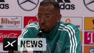 Wechsel? Jerome Boateng verwundert nach Rummenigge-Aussagen | FC Bayern München | DFB-Team