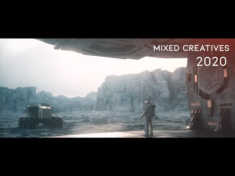 Mixed Creatives VFX and CGI Showreel 2020