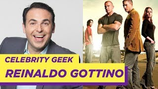 Celebrity Geek com Reinaldo Gottino
