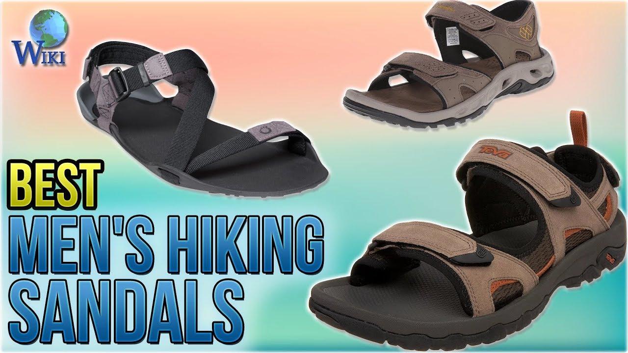 100% kwaliteit schoeisel redelijke prijs 10 Best Men's Hiking Sandals 2018